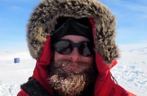 Tim Hodson in 2013
