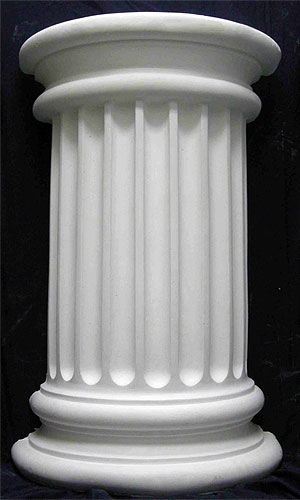 Photo of a pedestal