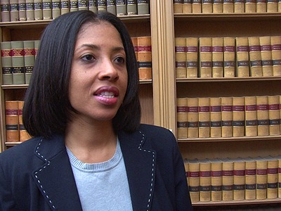 Associate Professor of Law Yolanda King is an expert on intellectual property and entertainment law.