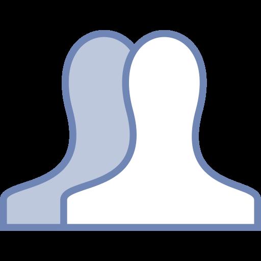 Facebook Friend Logo Social Media: C...