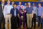 Stateline Quiz Bowl champs Rockford Auburn High School