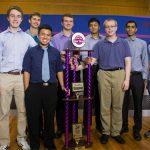 Stateline Quiz Bowl champs Rockford Auburn High School