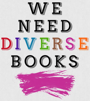 We Need Diverser Books logo