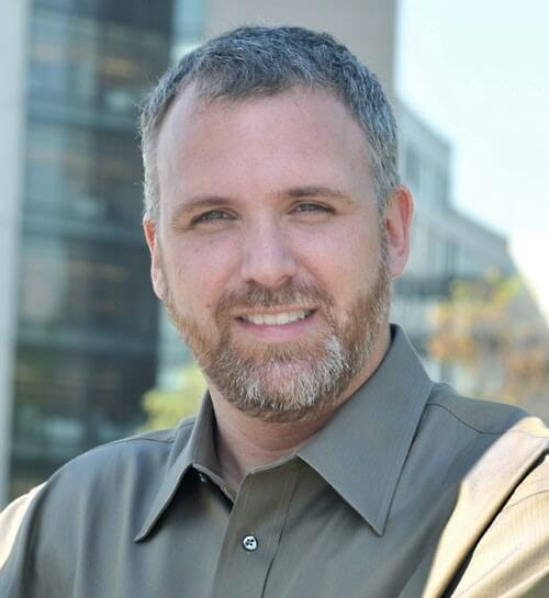 NIU professor Michael Papka