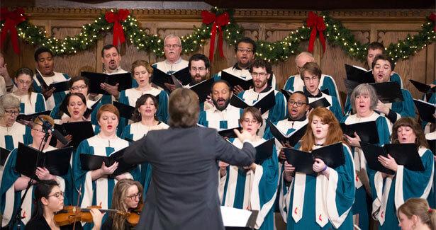First United Methodist Church Chancel Choir