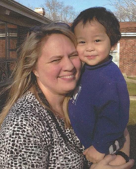 Karla Findley is working with Karen Burmese refugees in Aurora.