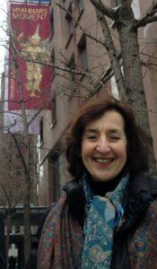 Catherine Raymond in New York City.