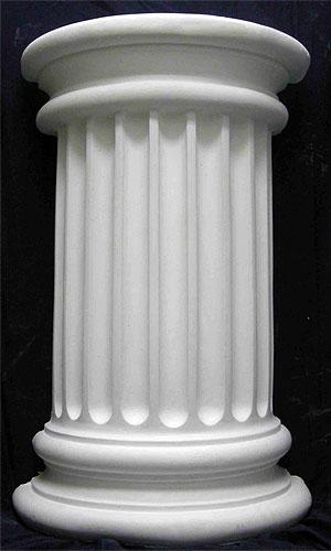 Photo of a pedestal