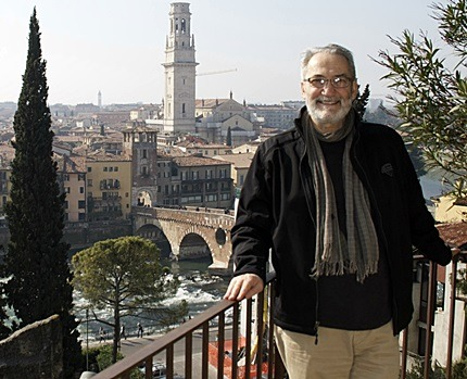 Giovanni Bennardo in Verona, Italy.