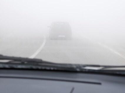 Fog Road