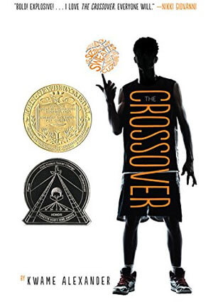 "Book cover of ""The Crossover"""