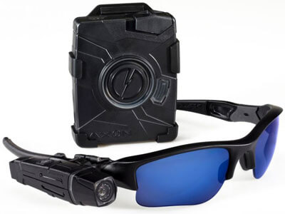 Body cameras and glasses