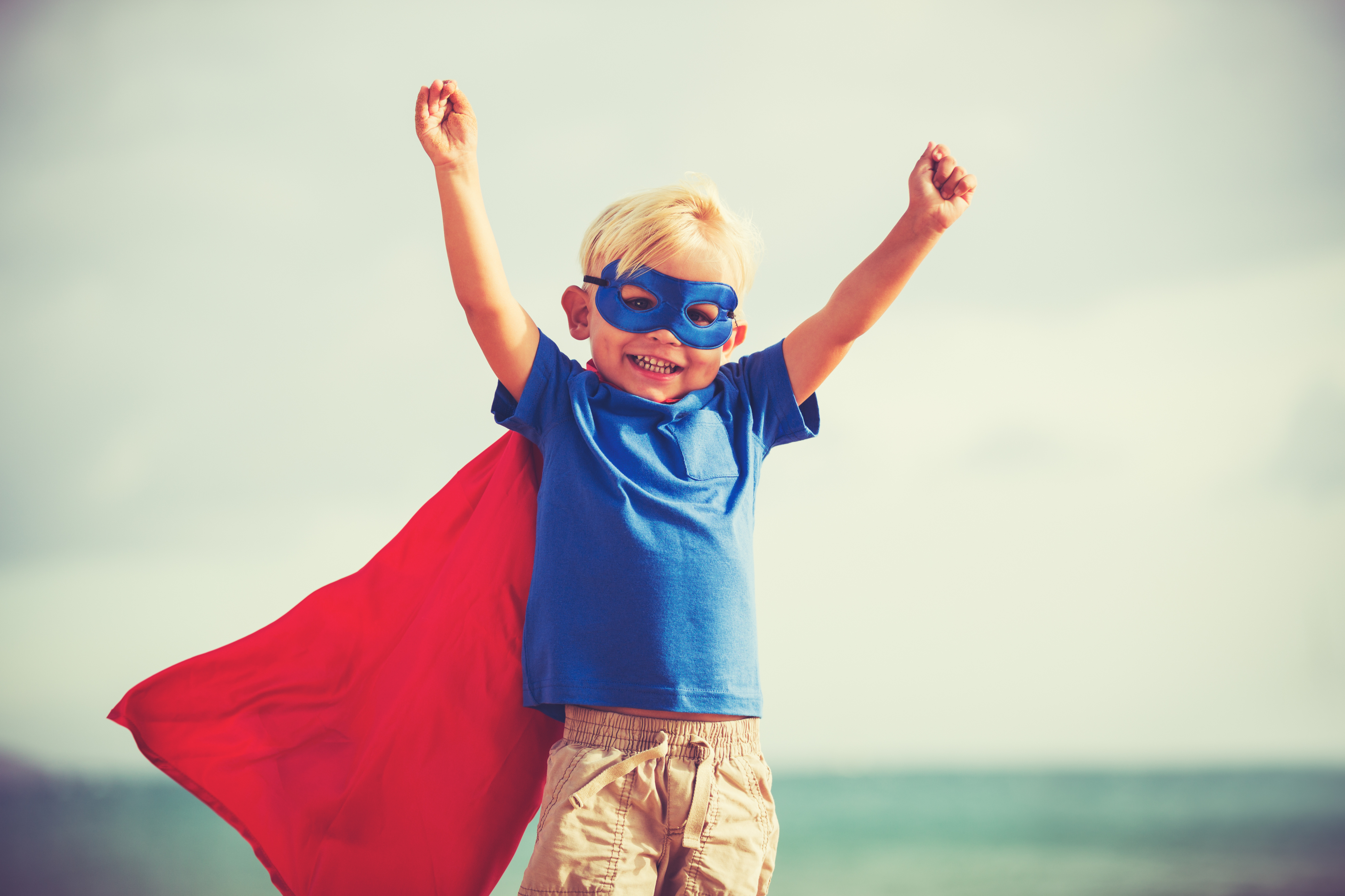 Divorcing Parents: 4 Ways You Can Be Super Heroes To Your
