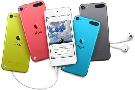 Photo of Apple iPods