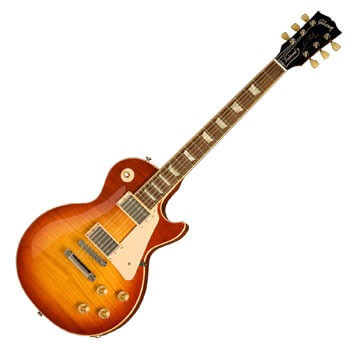 Gibson Les Paul sunburst guitar