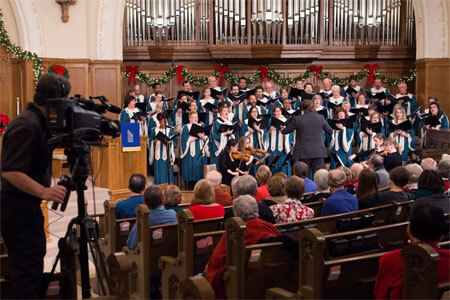 First United Methodist Church Chancel Choir