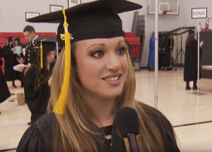 """We asked graduates """"Where do you see yourself in 10 years?"""" Watch the video."""