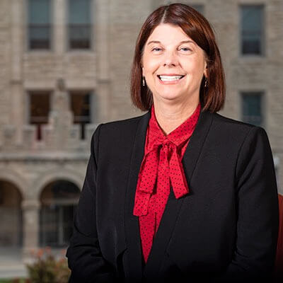 NIU President Dr. Lisa Freeman